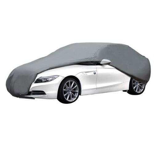 Universal 5 Layer Car Cover Breathable Waterproof  Outdoor Indoor Fleece Lining