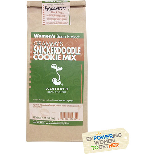 Women's Bean Project Grammy's Snickerdoodle Cookie Mix, 25 oz