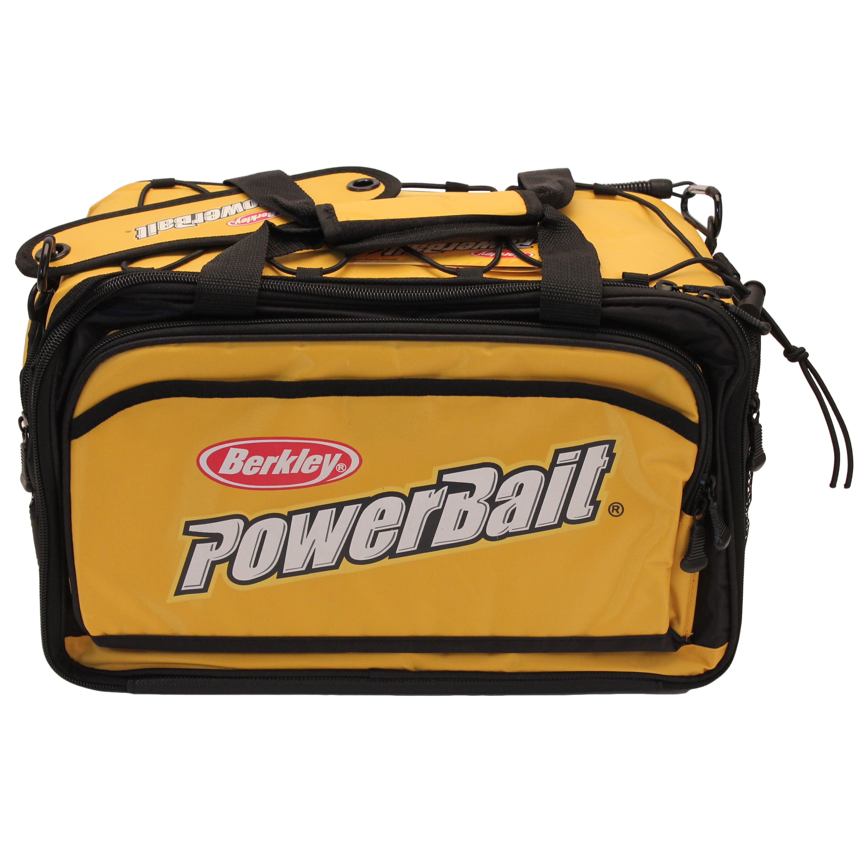 Berkley Tackle Bag Large, Yellow by Berkley