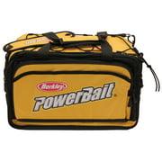 Berkley Fishing Tackle Storage Bag, Large, Yellow / Black