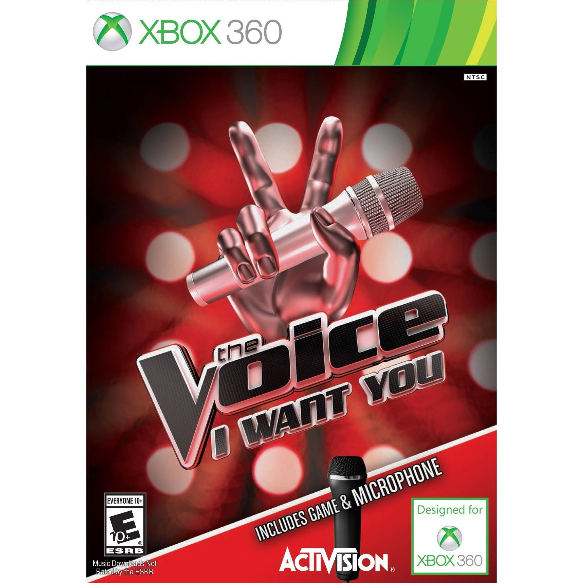 The Voice - Pre-Owned (Xbox 360)