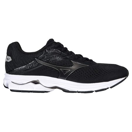Men's Mizuno Wave Rider 23 Running Shoe Mizuno Black Shoes