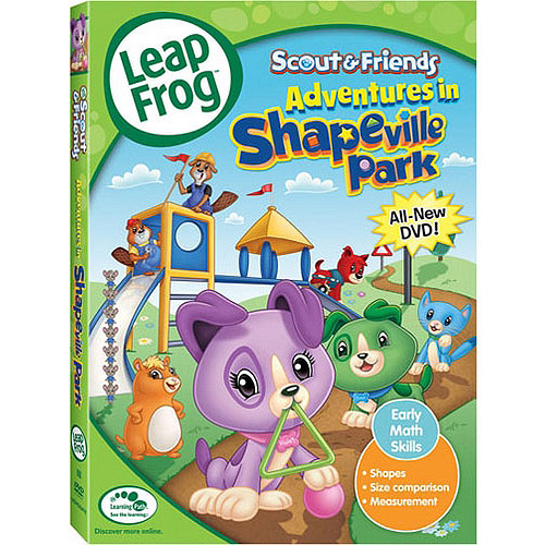 LeapFrog: Adventures In Shapeville Park (Widescreen)