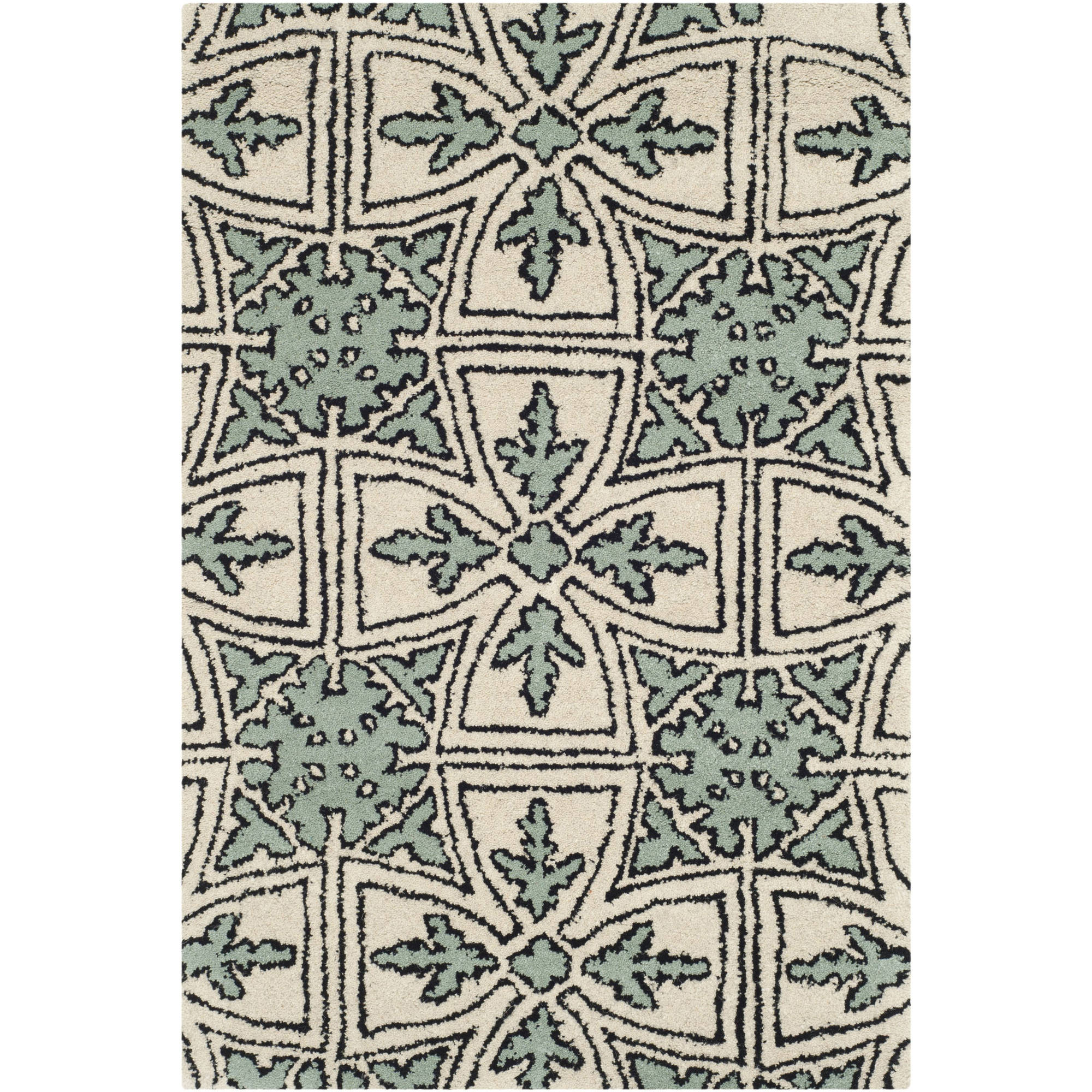 Safavieh Chatham James Hand-Tufted Wool Area Rug
