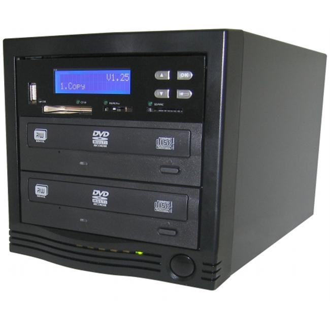 PDE Tech PF2-DVD Flash Duplicator
