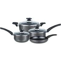 Brentwood Appliances 7 Piece Aluminum Nonstick Cookware Set