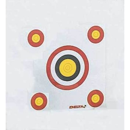 Delta Economy Target with Stand 16 x 21 x 2 inches