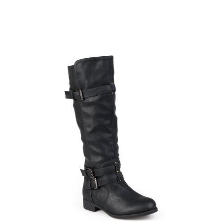 Women's Tall Buckle Detail Boots ()
