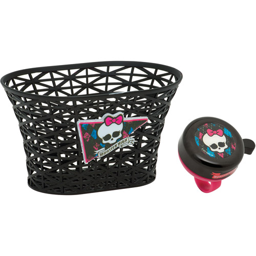 Bell Monster High Basket and Bell