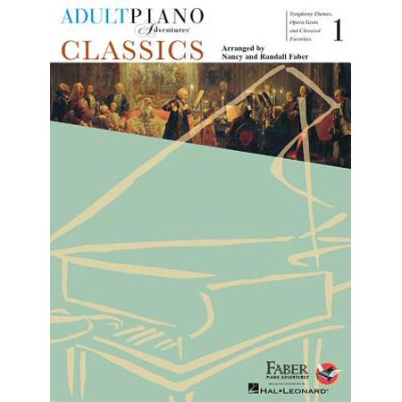 Adult Piano Adventures - Classics, Book 1 : Symphony Themes, Opera Gems and Classical Favorites - Halloween Theme Piano Cover