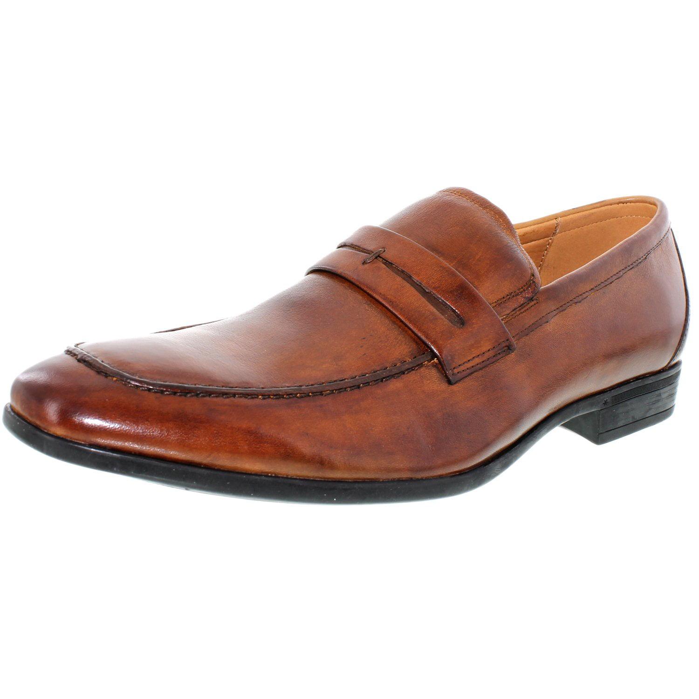 Florsheim Men's Burbank Penny Ankle-High Leather Loafer by Florsheim