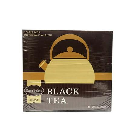 Brothers Tea (Farmer Brothers Tea Bags - Black Tea, 100 bags)