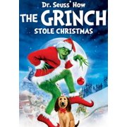 Dr. Seuss' How the Grinch Stole Christmas by
