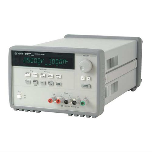 KEYSIGHT TECHNOLOGIES E3634A Power Supply, 0-50VDC, 0-7A, Programmable
