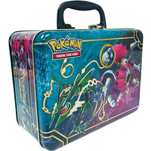 Pokemon 2015 Collector's Chest Tin