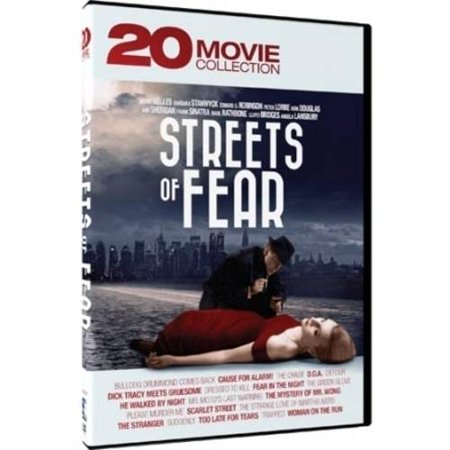 Streets Of Fear   20 Movie Collection