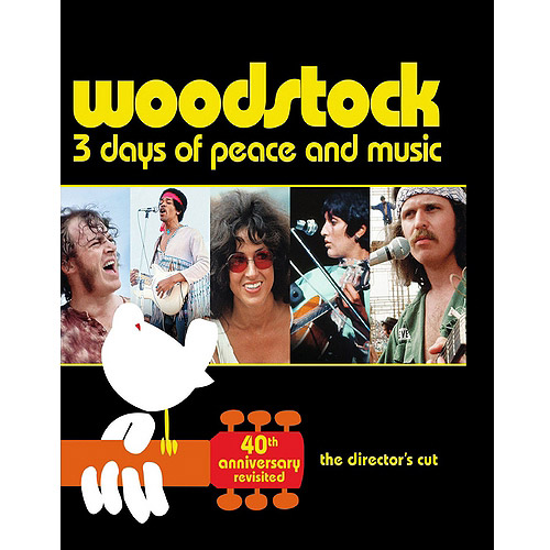 Woodstock: 3 Days Of Peace And Music (40th Anniversary Limited Edition Revisited) (Blu-ray) (Widescreen)
