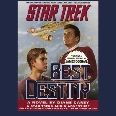 STAR TREK: BEST DESTINY - Audiobook (Best Urban Fantasy Audiobooks)