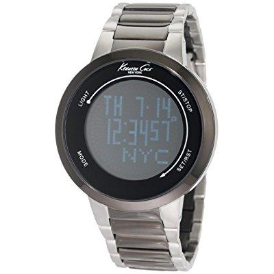 Kenneth Cole new york men's kc9028 round touch screen watch