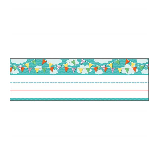 Up & Away Nameplates, Pre K-Grade 5 by CoolCrafts