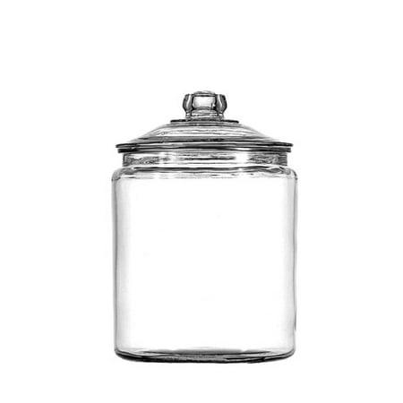 Anchor Hocking Glass Heritage Jar ()