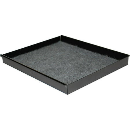 V-Line Full Tray Slide-Away, Black
