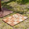 Southern Enterprises Bryson Outdoor Floor Tile 6-Piece Set Deals