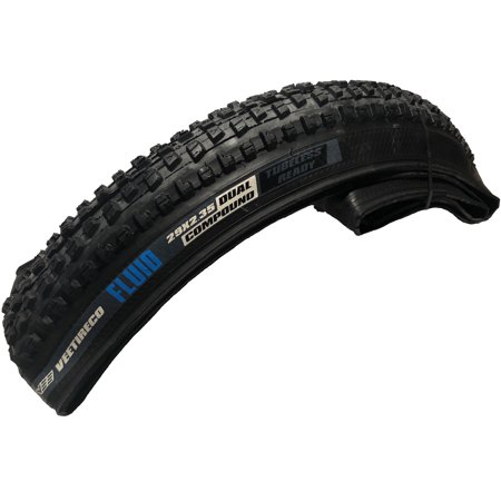 Vee Rubber Fluid 29x2.35 Bicycle Tire 60-622 Folding Bead Dual Compound