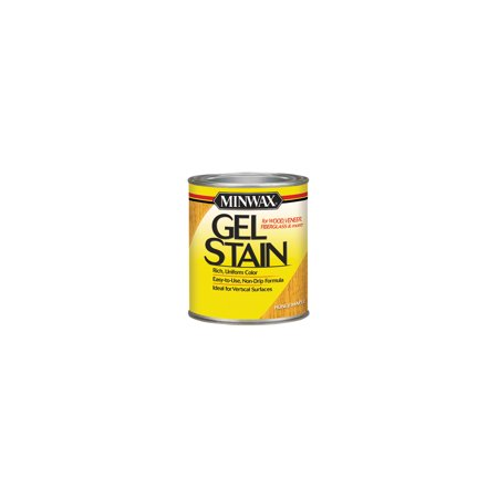 Minwax® Gel Stain Honey Maple, Half Pint