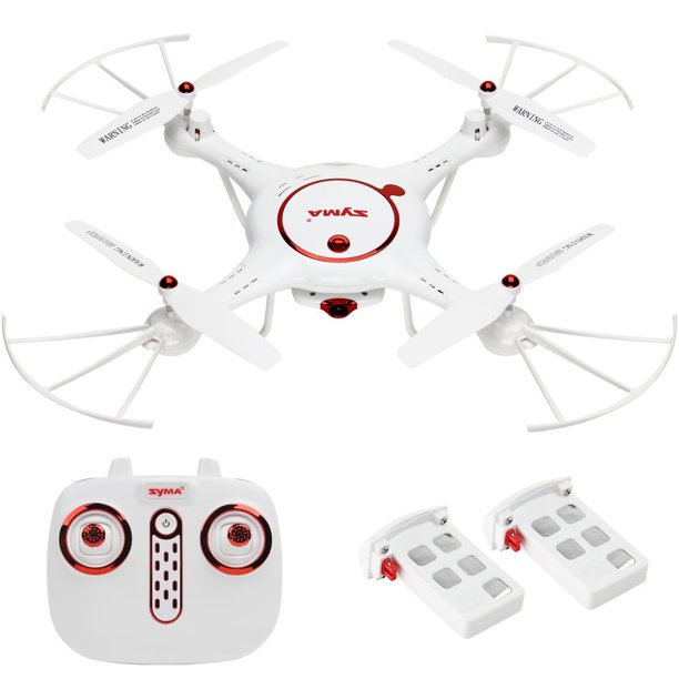 Cheerwing Syma X5UC RC Quadcopter Drone 6-Axis Gyro W/ 2MP HD Camera Barometer Set Height