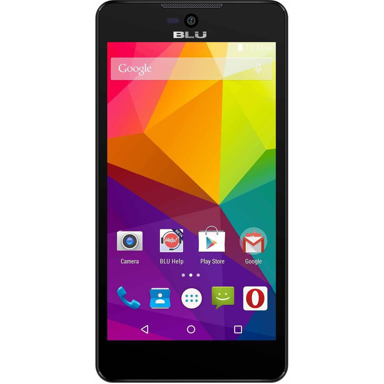 BLU Studio C 5+5 8GB D890u GSM Dual-SIM Android Smartphone (Unlocked)