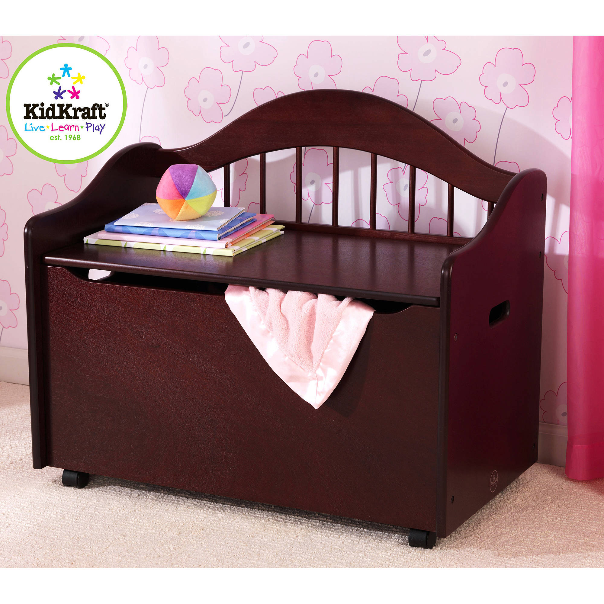 KidKraft - Limited Edition Toy Box, Multiple Colors