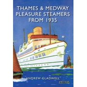 Thames and Medway Pleasure Steamers from 1935 - eBook