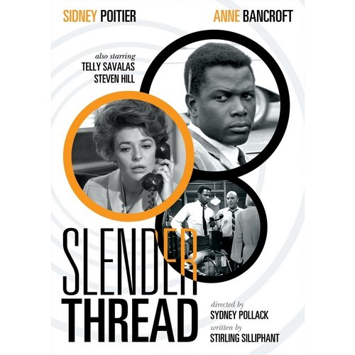The Slender Thread (1965) (Anamorphic Widescreen)