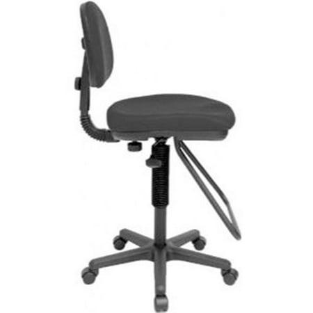 Studio Drafting Chair - Black