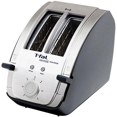 Avante Deluxe 2-Slice Toaster, Black