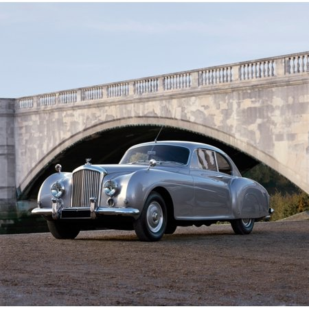 1954 Bentley R-Type Continental 2-door sports coupe 50 litre 6-cylinder engine Country of origin United Kingdom Rolled Canvas Art - Panoramic Images (12 x 12) ()