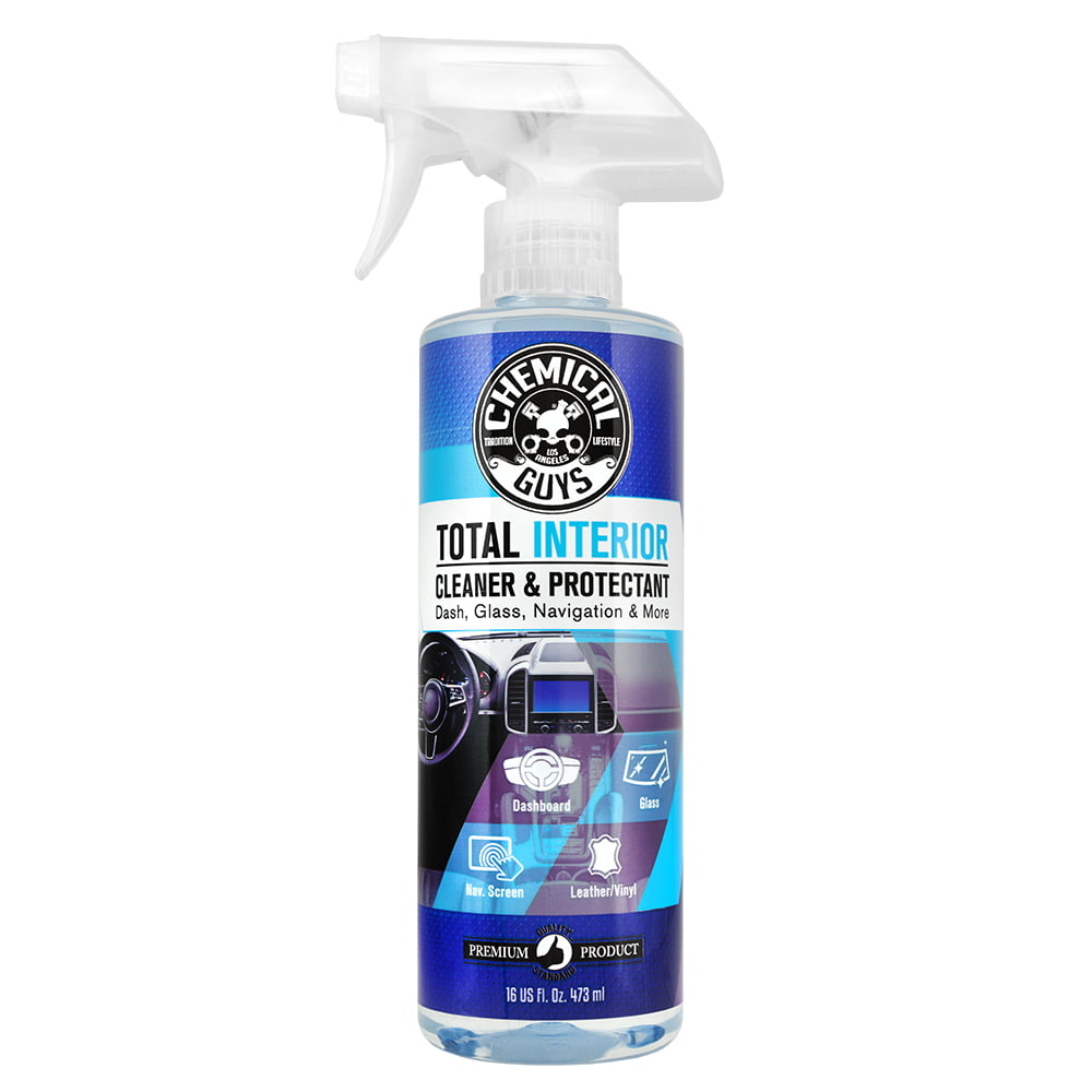 Chemical Guys Total Interior Cleaner & Protectant (16 oz) by CHEMICAL GUYS