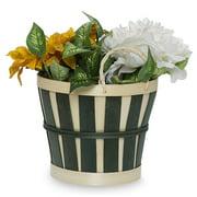 Round Woodchip Bushel Utility Basket - Small 7in