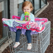 Infantino Compact 2-in-1 Cart Cover, Girl