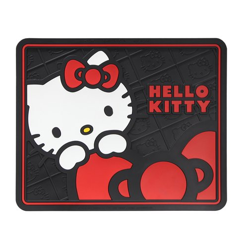 Plasticolor Hello Kitty Core Bow Utility Mat