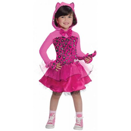 Costumes for all Occasions RU886751T Barbie Kitty Toddler