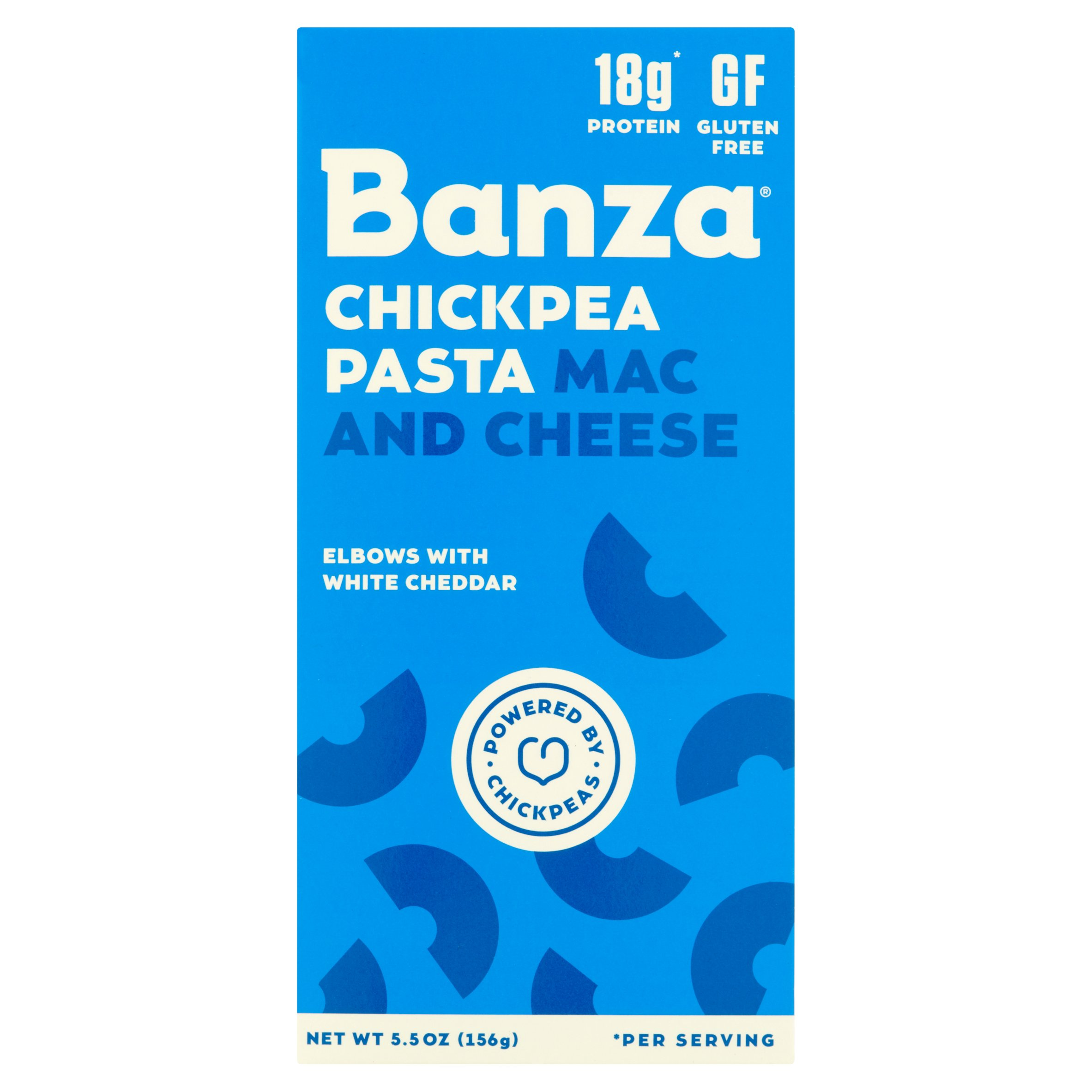 Banza Mac and Cheese Chickpea Pasta, 5.5 oz