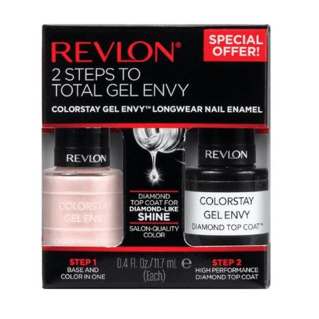 Revlon ColorStay Gel Envy Longwear Nail Enamel, Beginner's Luck