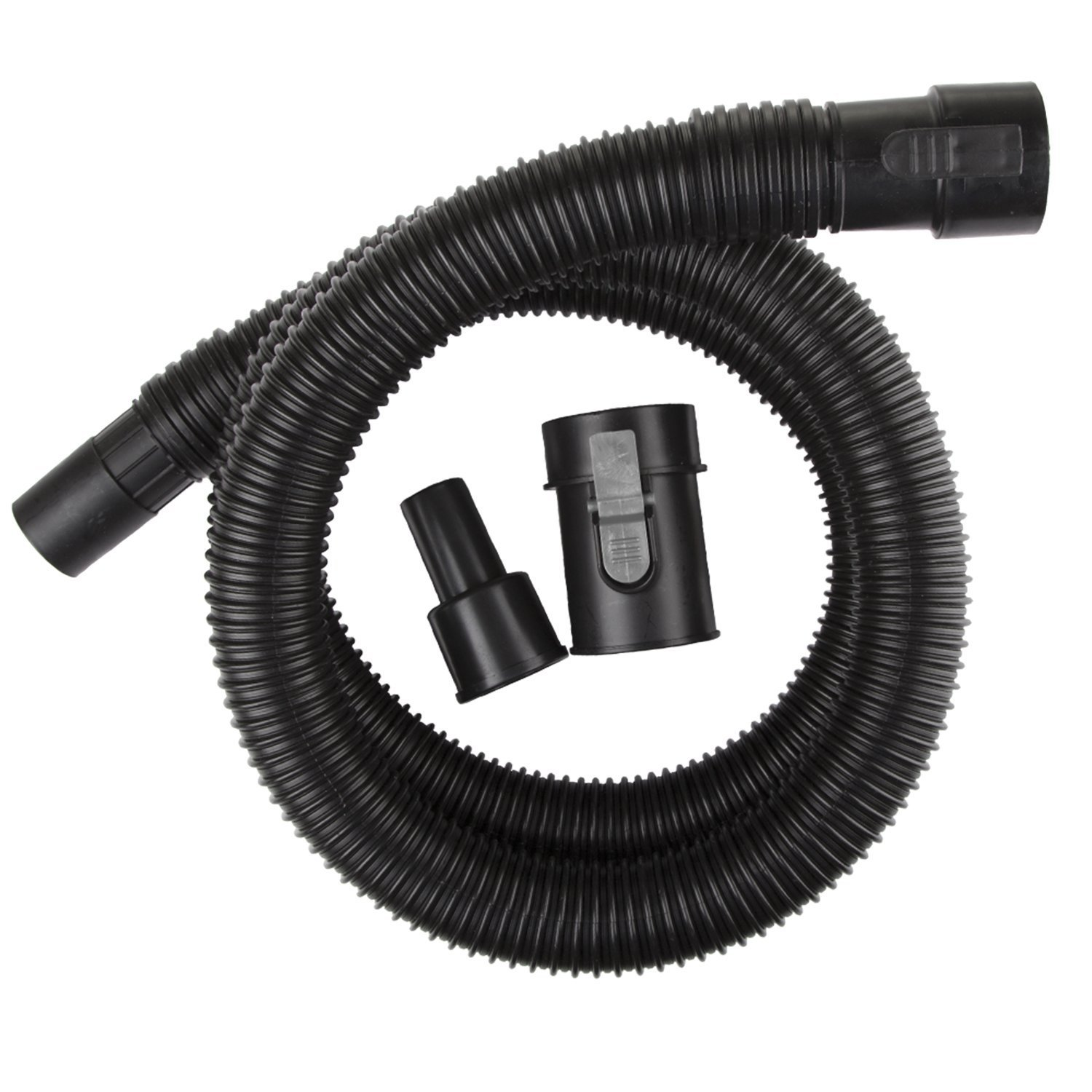 WORKSHOP Wet Dry Vacuum Accessories WS17820A Wet Dry Vacuum Hose, 1-7/8-Inch x 7-Feet Locking Wet Dry Vac Hose for Wet Dry Shop Vacuums..., By WORKSHOP Wet/Dry Vacs Ship from US