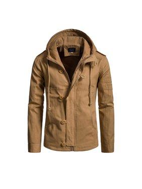 Men Autumn & Winter Long Sleeve Jacket