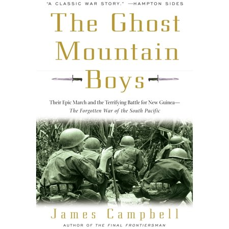 Mountain Hardwear Ghost (The Ghost Mountain Boys : Their Epic March and the Terrifying Battle for New Guinea--The Forgotten War of the South)
