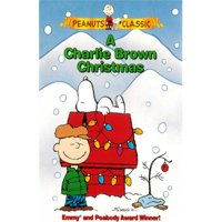 Pop Culture Graphics MOVCI7541 Charlie Brown Christmas A Movie Poster Print, 27 x 40