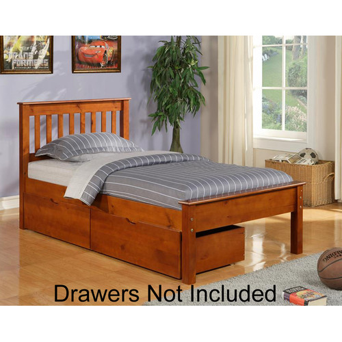 Donco Kids Contempo Full/Double Platform Bed