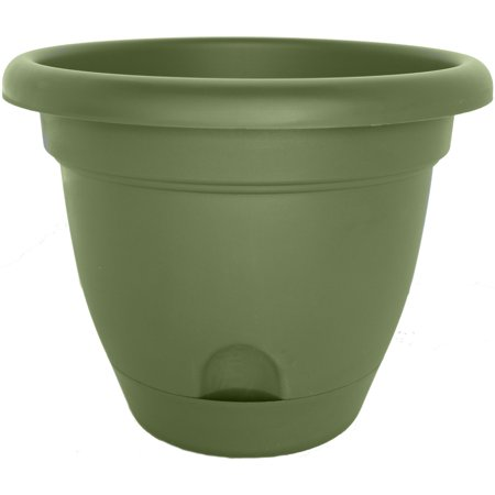 "Lucca Planter 8""-Living Green"